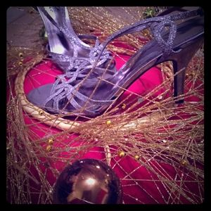 Touch of Nina Metallic Heels